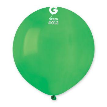 10 Ballons grün Ø48cm