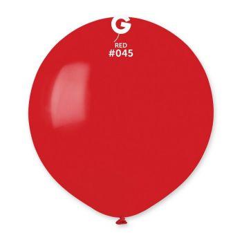 10 Ballons rot berry Ø48cm