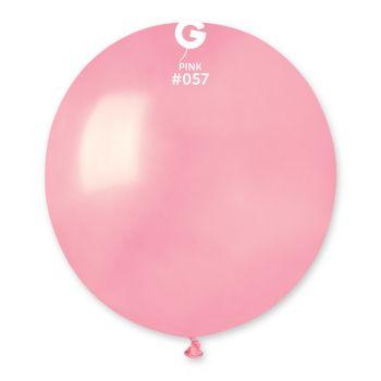 10 Ballons rosa Süßigkeit Ø48cm