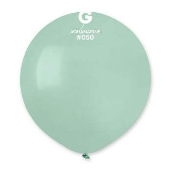 10 Grüne Wasserballons Ø48cm
