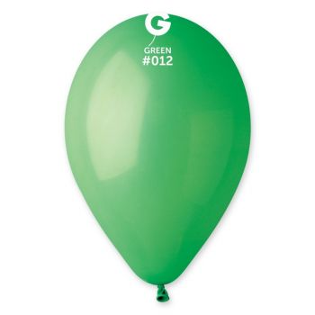 50 Ballons grün Ø30cm