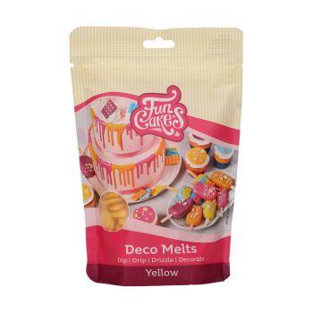 Deco Melts Funcakes gelb