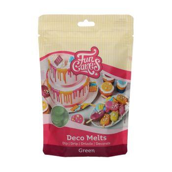 Deco Melts Funcakes Grün