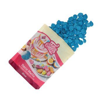 Deko Melts Funcakes blau 250gr