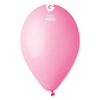 100 Luftballon rosa Ø30cm