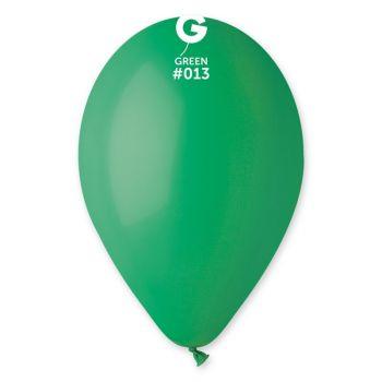 10 Luftballon grün Ø30cm