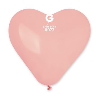 3 Ballons riesen herz rosa baby 44cm