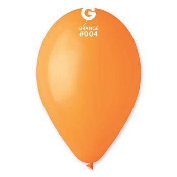 100 Luftballon orange Ø30cm