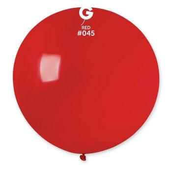 1 Riesiger Ballon Berry Ø80cm