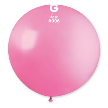 1 Riesenball rosa Ø80cm