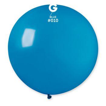 1 Riesenball blau Ø80cm