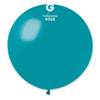 1 Türkis Riesenball Ø80cm