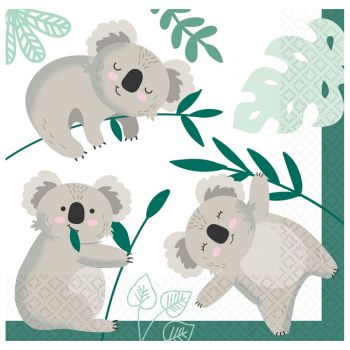 20 servietten Koala