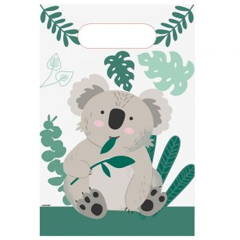 8 Beutel Papier Koala