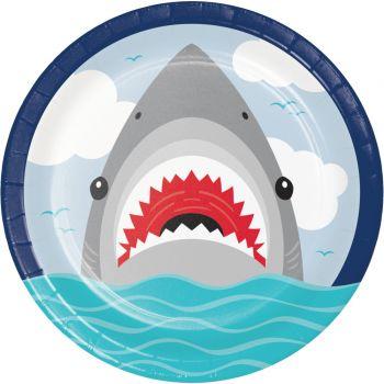 8 Teller Hai