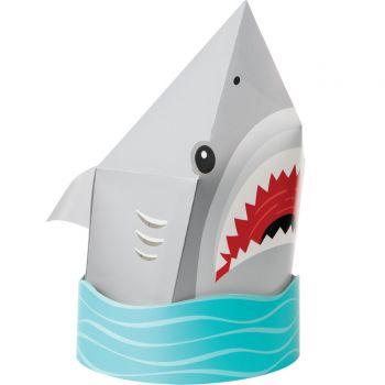 herzstück tischdeko Hai
