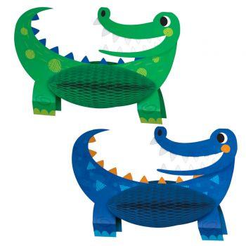 2 Tischzentrum Alligator Party