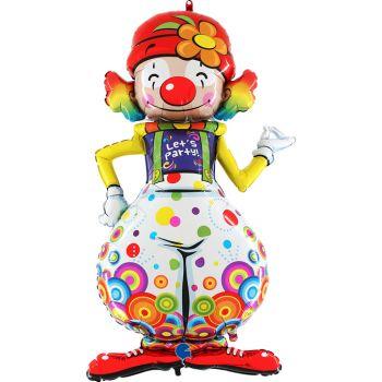 Luftballon riesiger Clown-Helium