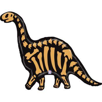 Luftballon Helium Skelett brontosaurir
