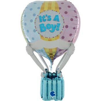 Luftballon Helium Heißluftballon It es a boy