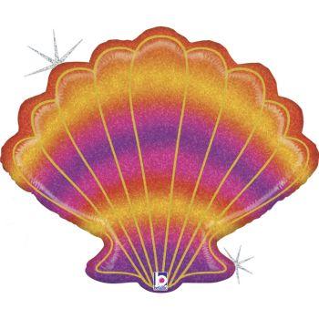 Luftballon Helium Muschel