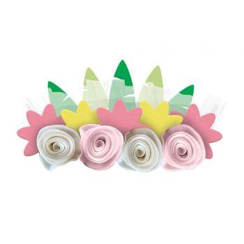 4 Headbands Pretty Pony