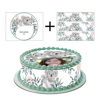 Easycake Kit für personalisierte Kuchen Rosen