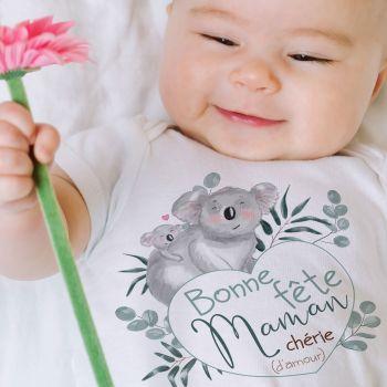 Body Baby Koala gute party Mama
