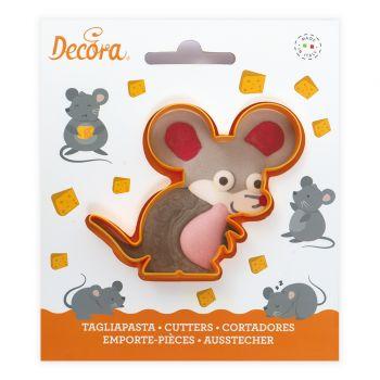 Ausstechform die Maus