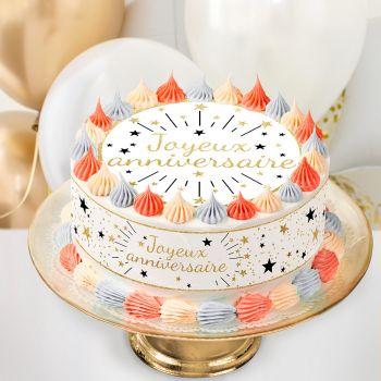 Easycake Kit Zum Geburtstag oder