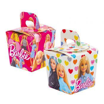 6 Schachteln Barbie