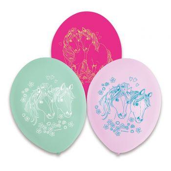 6 Luftballon Pretty Pony
