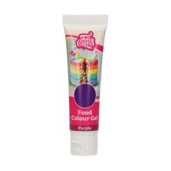 Lebensmittelfarbstoff Gel Funcakes Violett