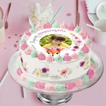 Easycake-Kit für Kuchen personnalisiert Meine Brechchen JA