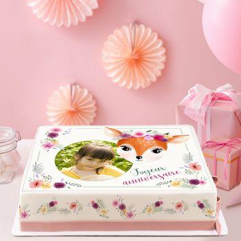 Easycake Kit für Kuchen personnalisiert meine Brechchen JA