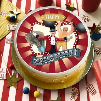 Tortenaufleger Meine Brech Happy Birthday
