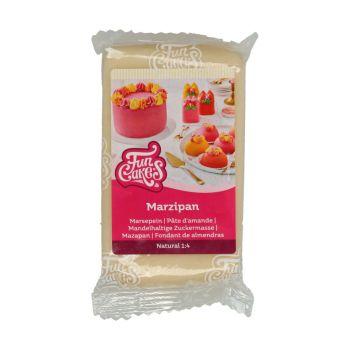 Funcakes Natürliche mandelhaltige zuckermasse 250gr