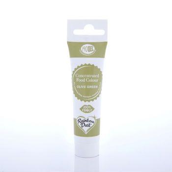 Farbrohr ProGel® olivengrün