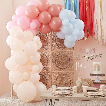 75 luftballon Pastell Arche Kit
