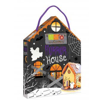 Horror House Ausschnitt Kit Scrapcooking