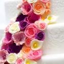 Blumen für Kuchen