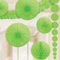 Grüne Dekoration
