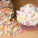 Konfetti, Perlen, Kuchen-Sprinkles