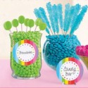 Candy Bar-Polster